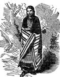 Native American Women: Wettimore - Wampanoag Indian