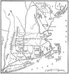 New England Colonies: Early New England Settlements