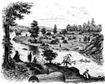 New Jersey Colony: Indians at Home in New Jersey in the 17th Century
