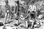 New York Colony: Dutch Traders at Manhattan