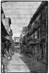 Old San Francisco: Washington Alley
