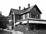 Oliver Wendell Holmes: Holmes' Summer Residence - Beverly Farms, Massachusetts