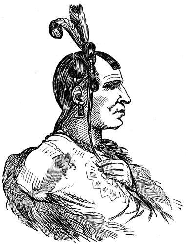 Indijanci - starosedeoci americkog kontinenta Osceola-6