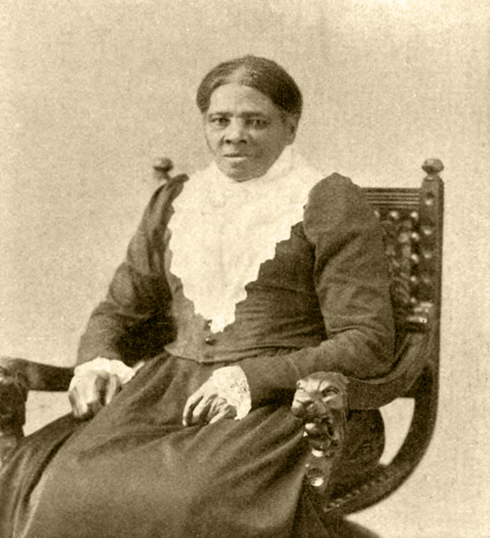 Pictures of Harriet Tubman: Moses of her people