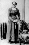 Pictures of Harriet Tubman: Full length portrait