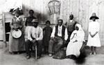 Pictures of Harriet Tubman: Harriet Tubman and family