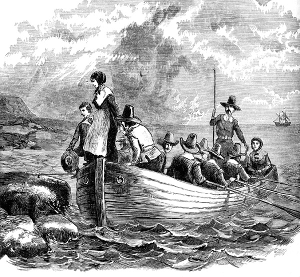 mayflower plymouth colony and native americans Arrival at plymouth mayflower arrived in new england  building a town & relationships with native  about 160 people lived in plymouth colony.
