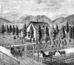 Pioneer Farms: Albino Park Farm, Gallatin, Montana - Founded in 1880