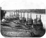 Pittsburg Landing: Pittsburg Landing a Few Days after the Battle of Shiloh