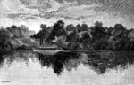 Pittsburg Landing: Present (1885) Aspect of Pittsburg Landing