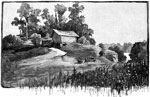 Pittsburg Landing: Mrs. Crump's House About One Quarter Mile Above Pittsburg Landing