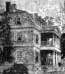 Plantation Pictures: An old Virginia mansion