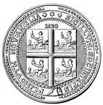 Plymouth: First Seal of Plymouth Colony