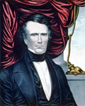 President Franklin Pierce: Franklin Pierce - Democratic Candidate for the Fourteenth President of the United States