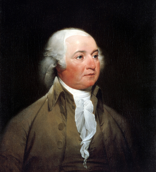 the history and career of john adams Mccullough, adams, and the decline of popular historyjohn adams by david mccullough (simon & schuster, 751 pp, $35) i at the height of the xyz affair in 1798, when american public outrage.