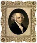 President John Adams: Portrait of John Adams