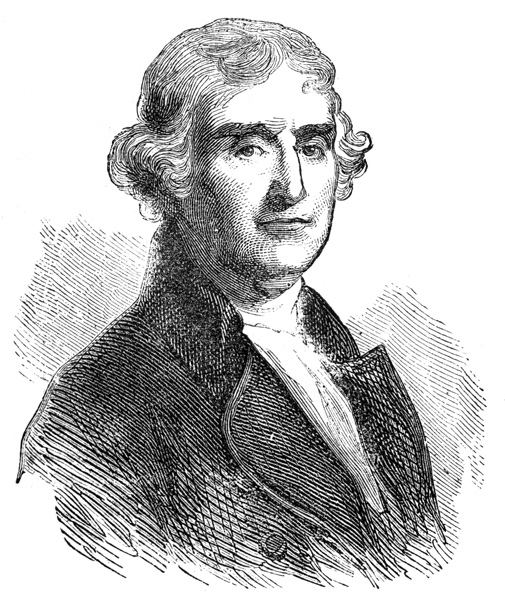 how to draw thomas jefferson