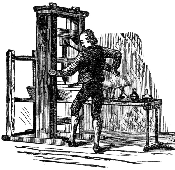 a look at the invention and historical advancements in the printing press Bria 24 3 b gutenberg and the printing revolution in why do you think the printing revolution in europe was a the invention of movable type history of.