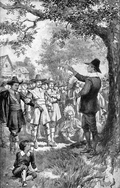 Scott Wooton Image Gloss 2: The Quakers | American ... Quakers