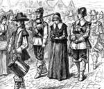 Quakers: Mary Dyer Lead to Execution