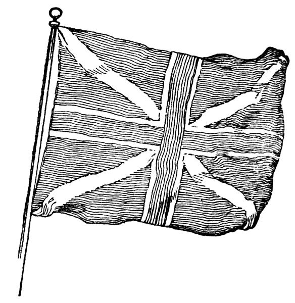 Revolutionary War Flags