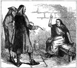 Salem Witchcraft Trials: Martha Corey in Prison