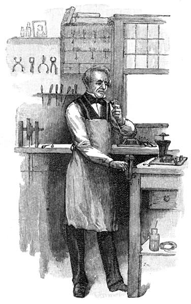 Samuel F B Morse