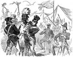 Seminole War: Seizure of Osceola