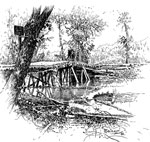 Seven Days Battles: Woodbury's Bridge Across the Chickahominy