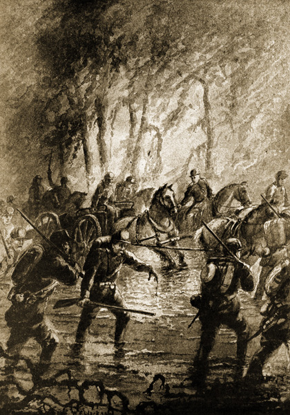 Seven Pines Battle