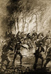 Seven Pines Battle: Sumner's March to Seven Pines