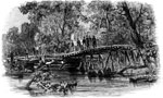 Seven Pines Battle: Woodbury's and Alexander's Bridge