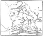Shiloh Battle Maps: Plan of the Battle of Shiloh, or Pittsburg Landing