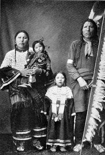Sioux Indian Clothing