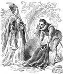 Sir Walter Raleigh: Raleigh Spreading his Mantle for the Feet of the Queen
