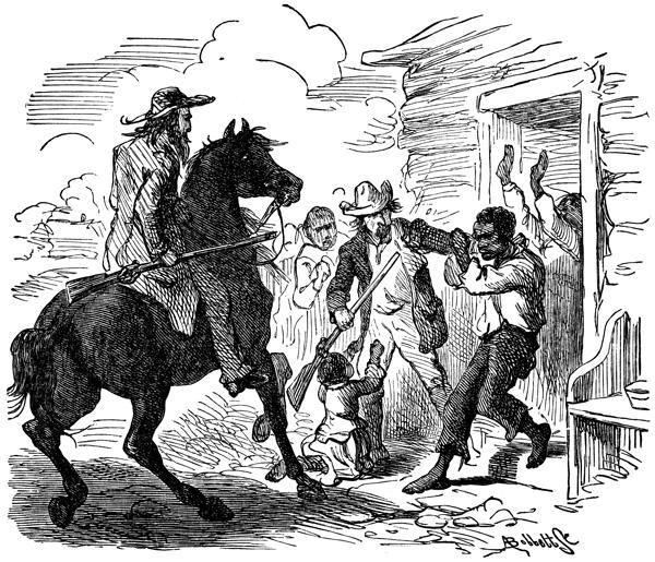 slavery in america slavery in america operations of the fugitive slave law