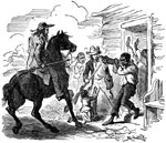 Slavery in America: Operations of the Fugitive Slave Law