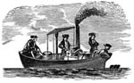 Steamboats: The First Propeller Boat Ever Built, John Fitch