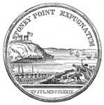 Stony Point: Medal Given to General Wayne for Service at Stony Point