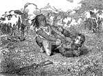 Tecumseh Indian Chief: Death of Tecumseh
