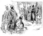 Tecumseh's War: Harrison's Council with Tecumseh at Vicennes
