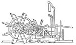 The Clermont: The Machinery of Fulton's First Steamboat