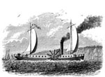 The Clermont: Fulton's First Steamboat
