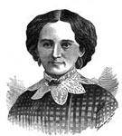 The Donner Party: Mattie J. (Patty) Reed (Mrs. Frank Lewis), 1854