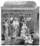 The Mormons: Ceremony of Baptism