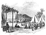 The Mormons: Mormon Tabernacle Camp