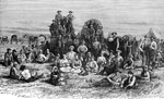 The Mormons: Mormon Emigrants in the Desert
