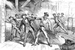 The Underground Railroad: Desperate conflict in a barn