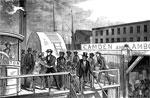The Underground Railroad: Rescue of Jane Johnson and her children