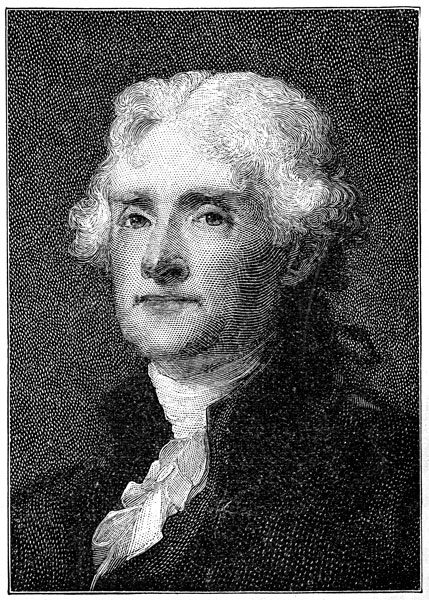pic of thomas jefferson